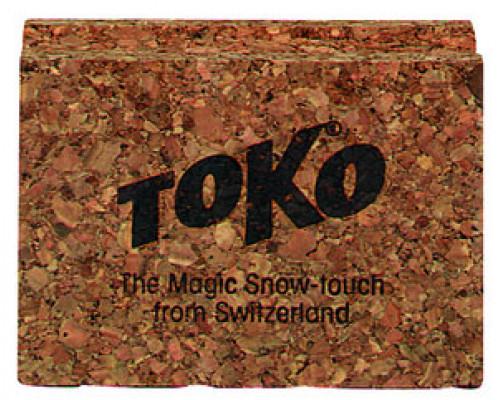 Губка Toko для лыж и сноубордов Wax Cork