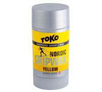 Универсальная мазь Toko для лыж и сноубордов Nordlic GripWax yellow 25g