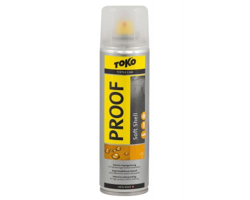 Пропитка для одежды Toko Soft Shell Proof 200ml
