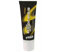 Ускорительная паста Toko для лыж и сноубордов Express TF90 Paste Wax 75ml