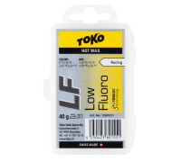 Купить Воск Toko для лыж и сноубордов LF Hot Wax yellow 40g в Украине