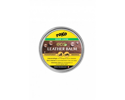 Воск для обуви Toko Leather Balm 50g