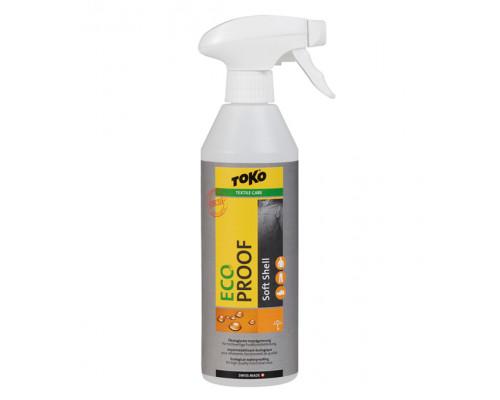 Пропитка для одеждыToko Eco Soft Shell Proof 500ml