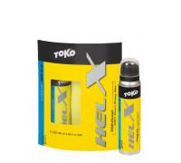 Жидкий ускориитель Toko для лыж и сноубордов HelX blue 100ml