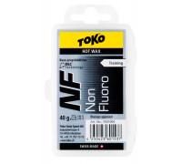 Купить Воск Toko для лыж и сноубордов NF Hot Wax black 40g в Украине