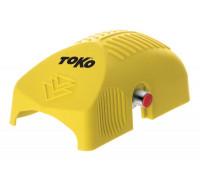 Инструмент для насечки поверхности беговых лыж Toko Structurite Nordic with Diagonal Roller red