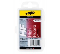 Воск Toko для лыж и сноубордов HF Hot Wax red 40g