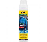 Средство для стирки туристического снаряжения Toko Eco Down Wash 250ml