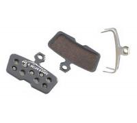 Колодки тормозные Alligator для Avid Code R полуметалл