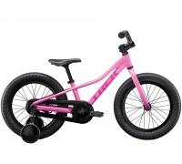 Велосипед детский Trek PRECALIBER 16 GIRLS CB 16 PK, розовый, 2021