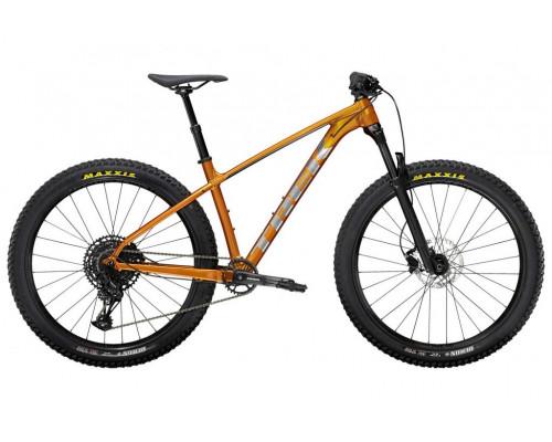 """Велосипед горный Trek, Roscoe 7, 27.5"""" оранжевый, 2021"""