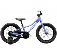 Велосипед детский Trek PRECALIBER 16 GIRLS CB 16 PR, фиолетовый, 2021