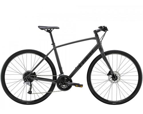 """Велосипед городской Trek, FX 3 Disc, 700С"""" черный, 2021"""