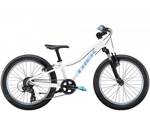 Велосипед детский Trek PRECALIBER 20 7SP GIRLS, белый, 2021