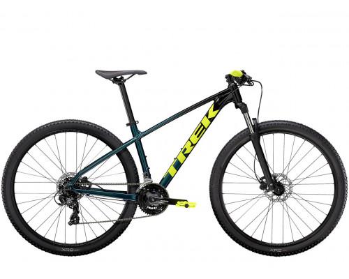 """Велосипед горный Trek, Marlin 5, 29"""" черно-зелений, 2021"""