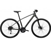 """Велосипед городской Trek, Dual Sport 3, 700С"""" черный, 2021"""